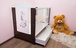 Cunas de bebe baratas – Modelo Casper en 3 colores